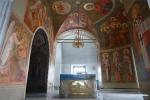 Вид на центральную часть алтаря из диаконника